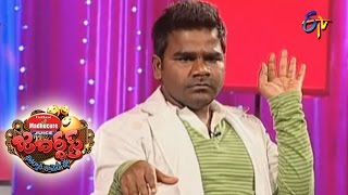Venu wonders Performance – Jabardasth – Episode No 7 – ETV  Telugu
