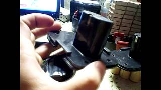 Переробка шуруповерта з Ni Cd на li ion акумулятор
