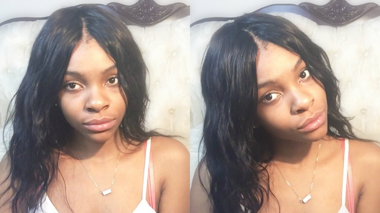 How to | Sew in an Invisible Part Weave