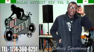 "NAIJA AFROBEAT MIX 2014 BY DJ CITY ""NIGERIA MIX"""