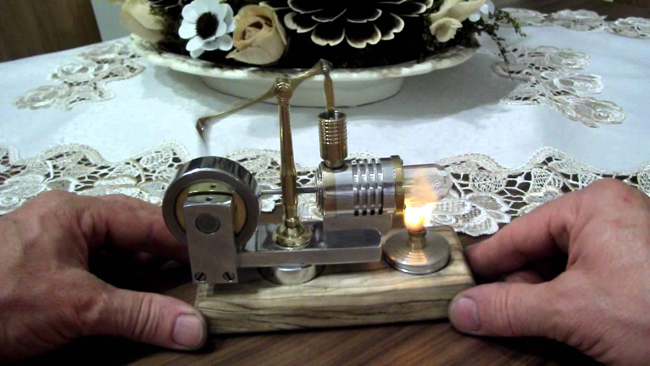 Motore stirling fai da di manto48 a calvatone for Progetto tornio fai da te