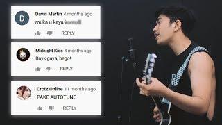 Lagu dari hate comments..