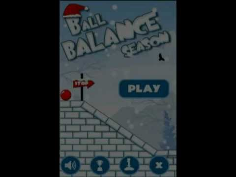 Ball Ballance Season Gameplay Trailer By Manotechsoftwares