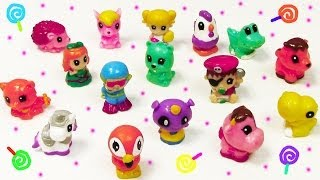 Squinkies Series 16 Mystery Pets Opening Shopping Haul Part 2 Toy Review