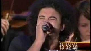 Guy Sebastian - Climb Every Mountain at Tsunami Concert