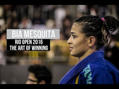 Brazilian Jiu-Jitsu: Bia Mesquita and the art of win