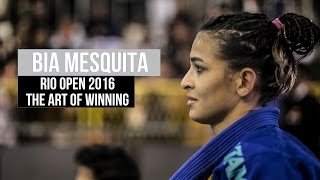 Brazilian Jiu-Jitsu: Bia Mesquita and the art of win