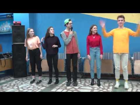 2019 04 27 Орбита Улетная школа Презентация образов дефиле танцы