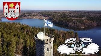 Aulanko, Hämeenlinna - Drone Flight video by Panzerphantom