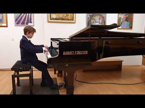М. Мошковський Етюд Op.91 №7 G-dur/ M. Moshkovsky Etude Op.91  №7 G-dure