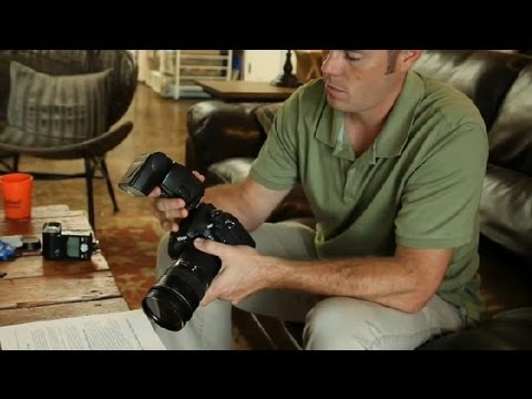 How to Use Flash in Nature Photography : Photography Tips