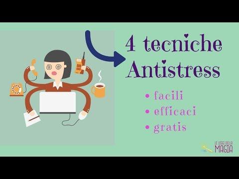 4 tecniche antistress😩 Gratis😄