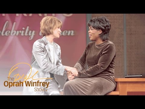 """Oprah to Mary Tyler Moore: """"You Have No Idea What You've Meant to Me""""   The Oprah Winfrey Show   OWN"""