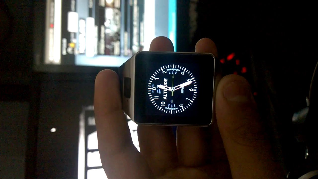 how to modify a smart watch