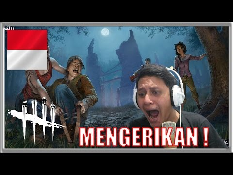 GAME ASAH JANTUNG ! - Dead by Daylight Indonesia #1