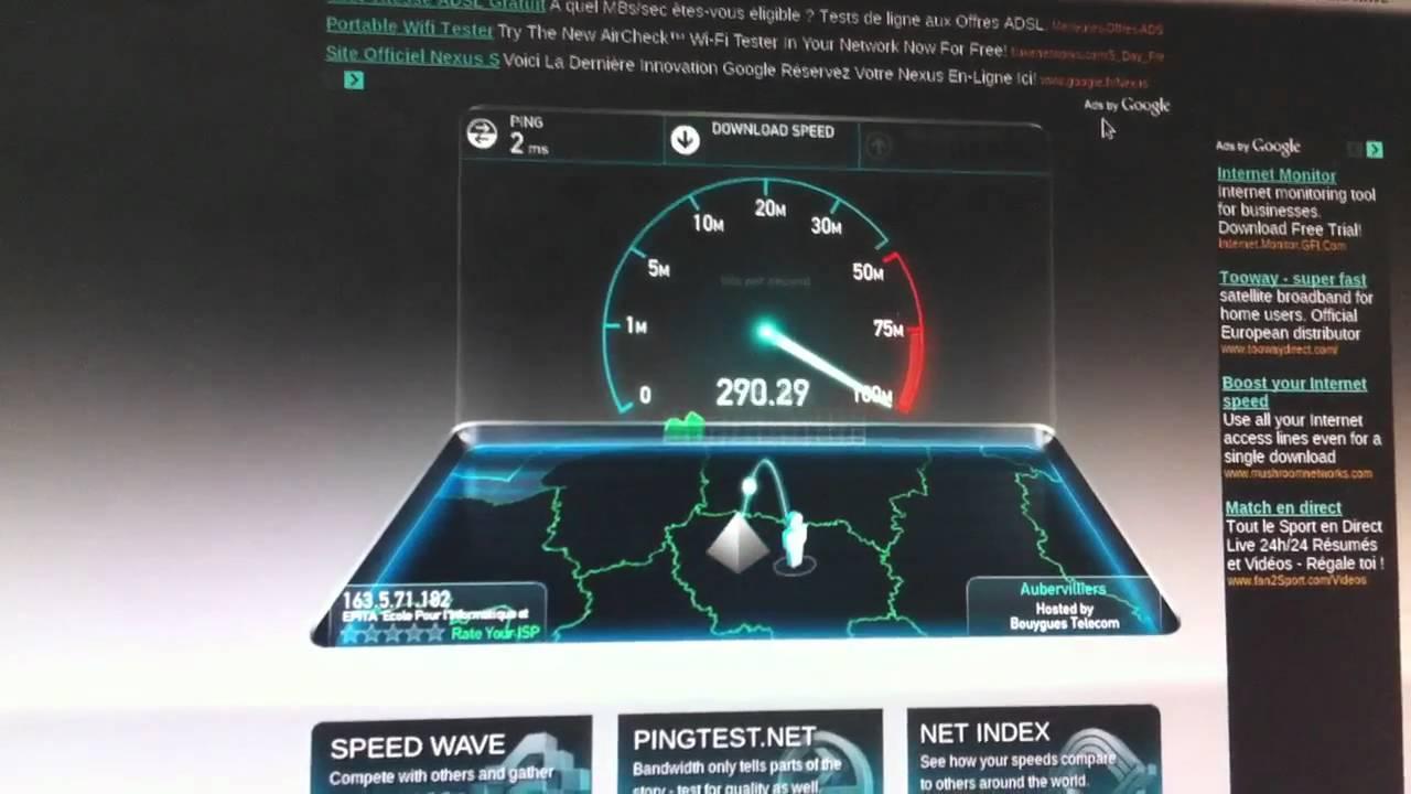test connection internet speedtest youtube. Black Bedroom Furniture Sets. Home Design Ideas