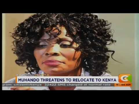 News Trends : Rose Muhando now claims her life is in danger.