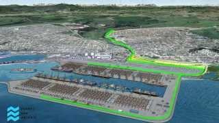 Proyecto de MegaPuerto San Antonio