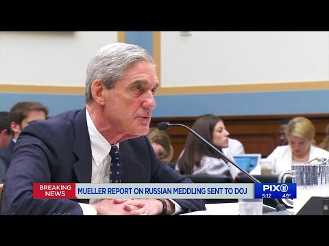 Robert Mueller ends Russia investigation; report delivered to attorney general