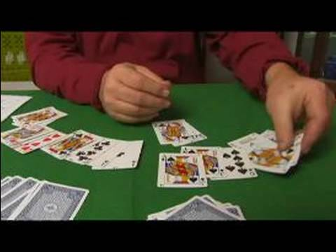 How To Play Double Deck Pinochle : Learn About The Arounds In Pinochle