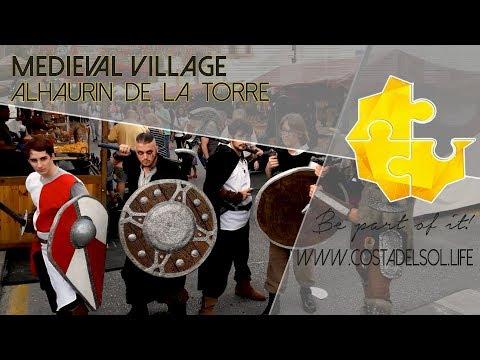 Medieval Village | Alhaurin de la Torre | 26-27-27 of May, 2017