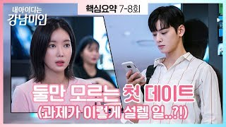 The first date that only both don't know (assignments can be this heart-fluttering...?) inner growth drama in which characters find beauty and happiness [my ...