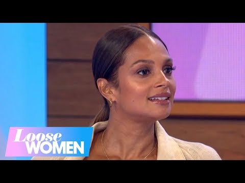 Alesha Dixon on Overcoming 'Imposter Syndrome'  | Loose Women