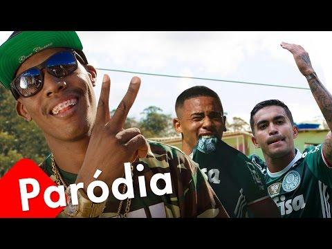 """""""Fui, partiu, o enea é do Palestra"""" - Paródia do Palmeiras """"Partiu"""" (MC Kekel)"""