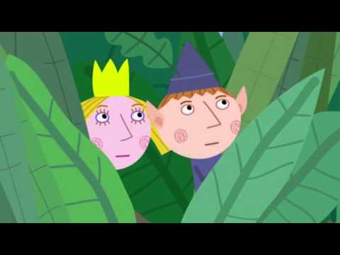 Ben And Holly's Little Kingdom Gaston to the Rescue Episode 15 Season 2