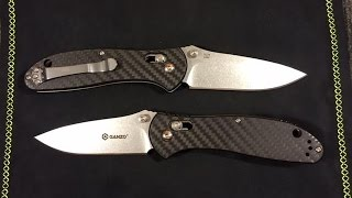 Ganzo G739(2) Carbon Fiber - $14.88? Kinda Shocked...