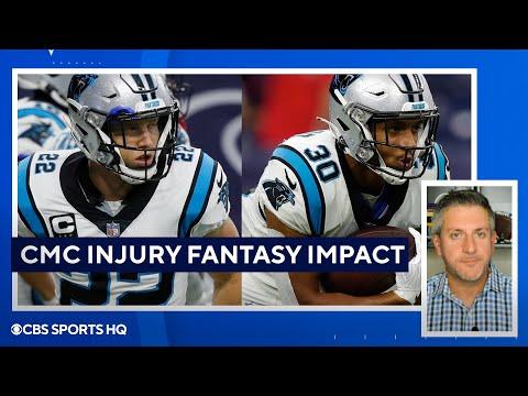 Fantasy Football: Chuba Hubbard set to be hot pick up after Christian McCaffrey injury