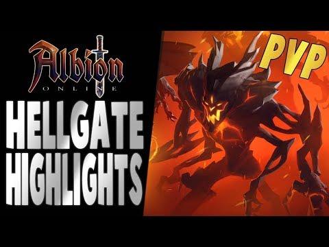 albion-online-|-5v5-hellgate-pvp-highlights