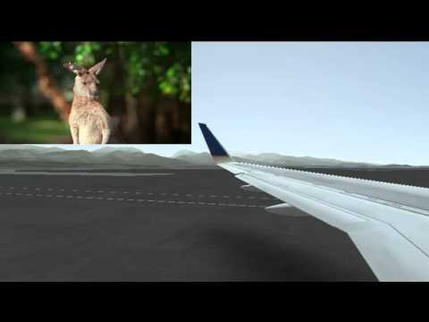 IF2016| Realism| United 757-200 Pushback,Taxi, & Takeoff from Honolulu| Pre-Flight Safety Video| HD