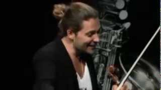 David Garrett S Take On Bach S Toccata