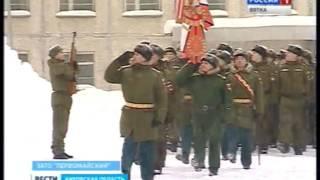 75 лет службы Родине отметила Юрьянская ракетная дивизия (ГТРК Вятка)