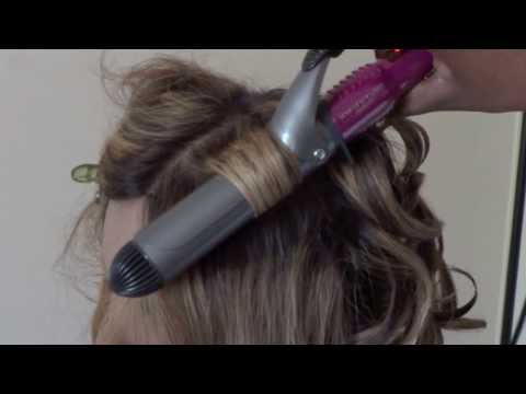 Infiniti Pro Conair Curl Secret Demo And Review Doovi