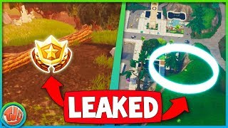 ALLE WEEK 10 CHALLENGES ZIJN *LEAKED*! - Fortnite: Battle Royale