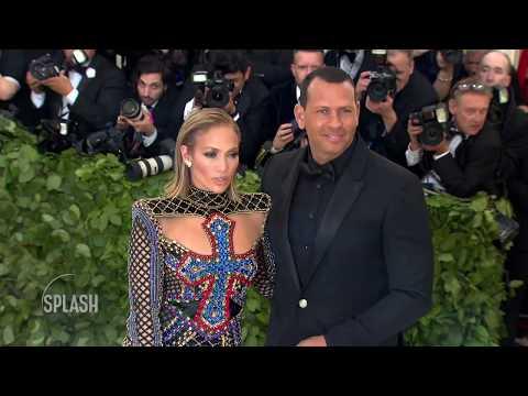 Jennifer Lopez took fiancé Alex Rodriguez to strip club | Daily Celebrity News | Splash TV Mp3