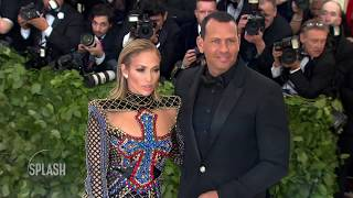 Jennifer Lopez took fiancé Alex Rodriguez to strip club | Daily Celebrity News | Splash TV