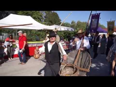 Fiera dei Mussi di Trebaseleghe 2015 - The ancient donkey's Fair of Trebaseleghe