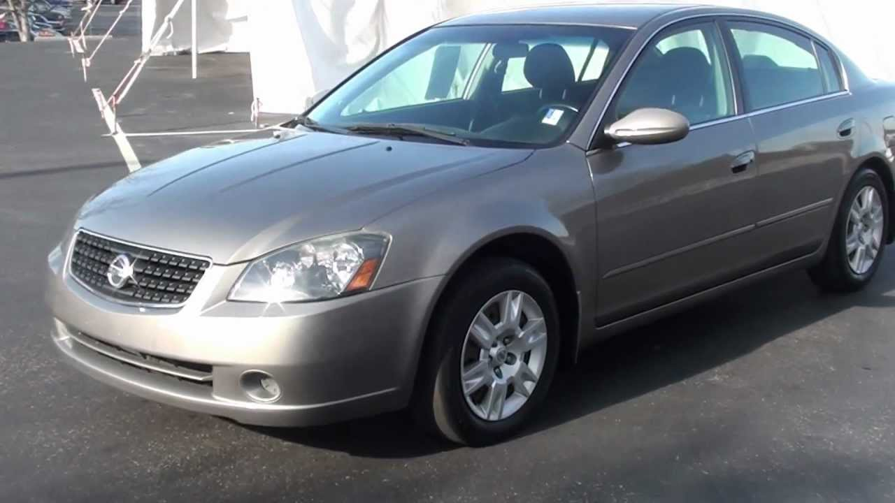 Nice FOR SALE 2006 NISSAN ALTIMA 2.5S SPECIAL EDITION!! STK# 20226C  Www.lcford.com   YouTube