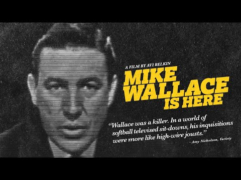 Mike Wallace Is Here trailer