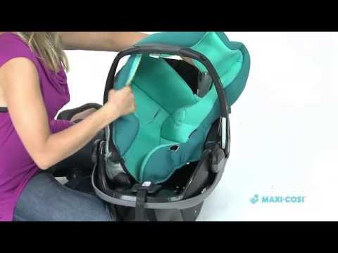 Maxi-Cosi Prezi: How to Clean - YouTube