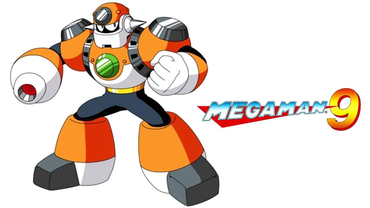 Mega Man 9 Concrete Man Stage Sega Genesis Remix Youtube