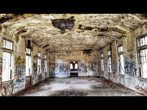 Abandoned Old Torrance State Hospital (Caught Ghost 14:25)
