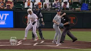 Texas Baseball vs BYU LHN Highlights [Feb. 24, 2021]