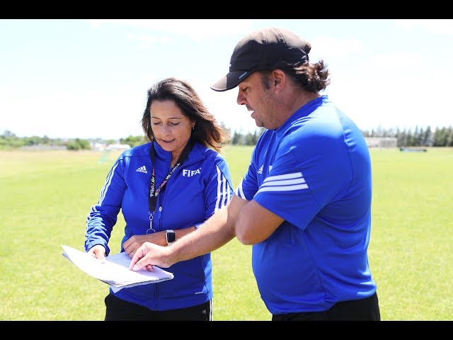 FIFA Women's Football Coaching Course - FIFA U-17 Women's World Cup 2018™