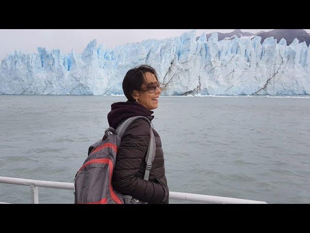 #PortfólionaPatagônia - Glaciar Perito Moreno - Chamada