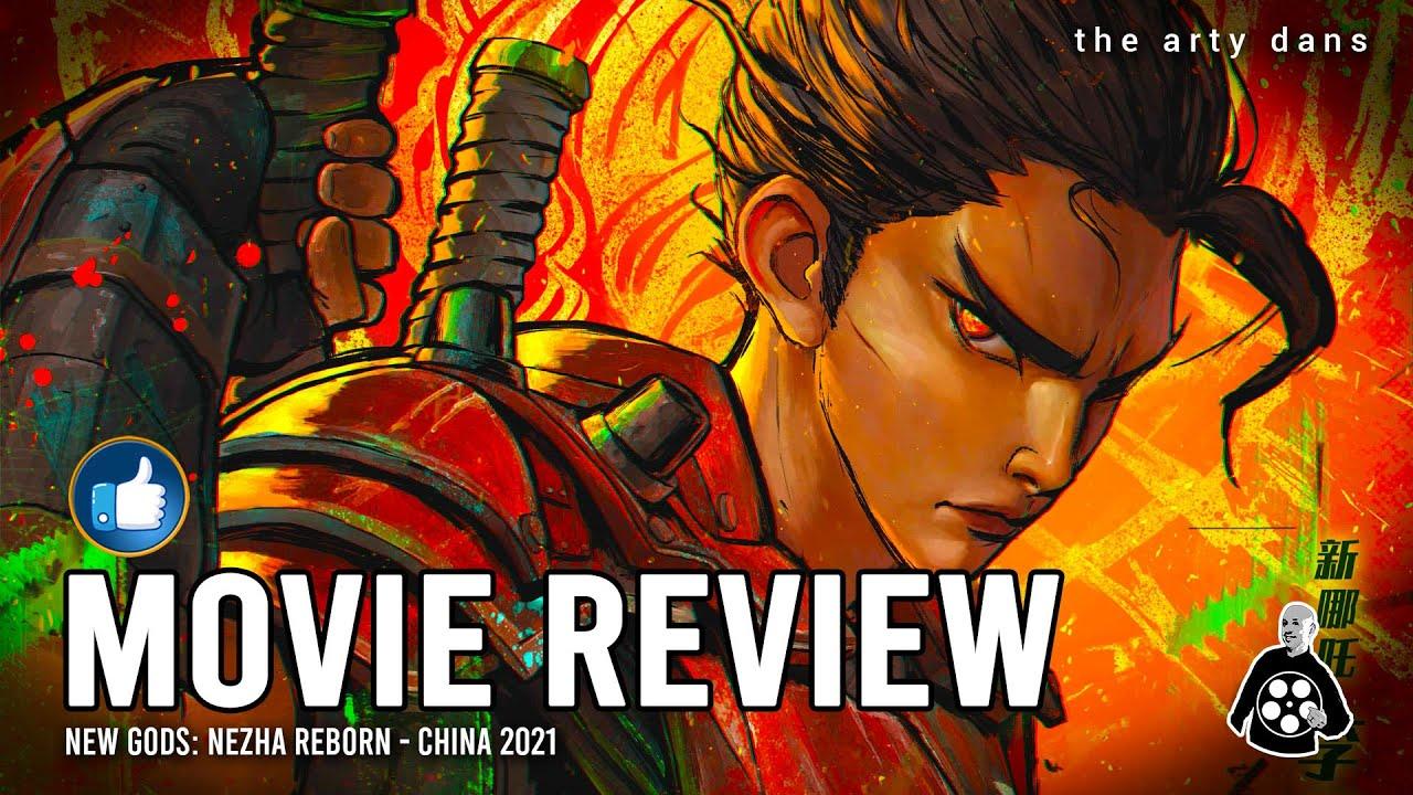 Download New Gods: Nezha Reborn [REVIEW] China 2021 - Action Animation