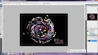 How to Design a 4x6 Postcard in Photoshop // POSTCARD DESIGN